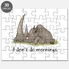 mornings rhino.psd Puzzle