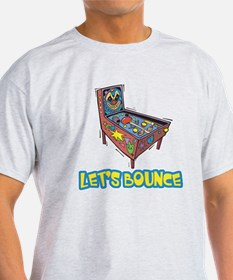 Lets Bounce Ping Pong Table Tennis.png T-Shirt