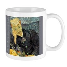 Cute Vincent van gogh Mug