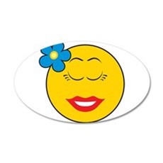 smiley222.png Wall Decal