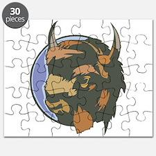 buffalo circle design.png Puzzle