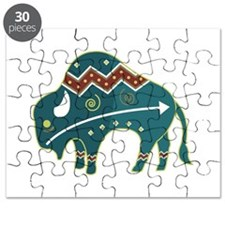 native buffalo.png Puzzle
