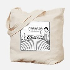 Seven's a Crowd - Tote Bag