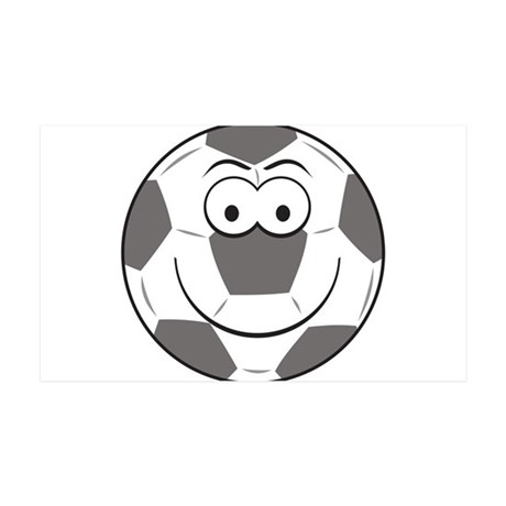 smiley219.png 35x21 Wall Decal
