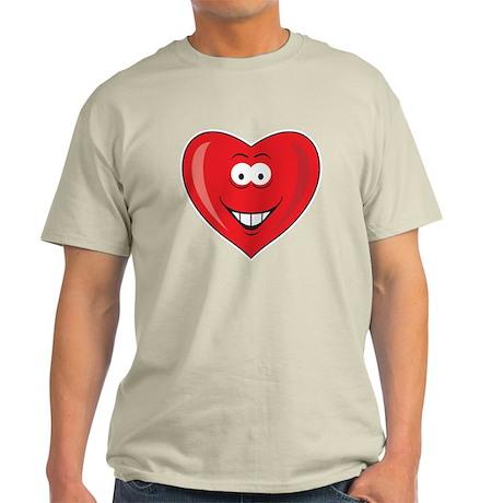 smiley204.png Light T-Shirt