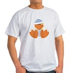 baby boy spring ducky.png Light T-Shirt