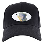 pretty patterns butterfly.png Black Cap