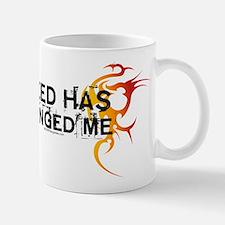 Speed Has Changed Me Mug
