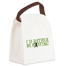 id_rather_be_boating.jpg Canvas Lunch Bag