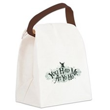 Yo Ho! Canvas Lunch Bag