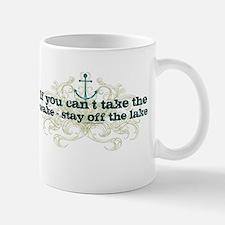 Can't Take the Wake? Mug