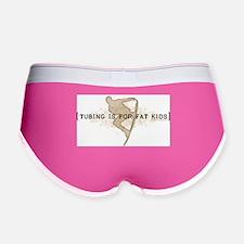 Tubing Is For Fat Kids Women's Boy Brief