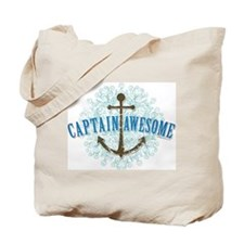captain_awsome.jpg Tote Bag