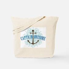 captain_awsome.jpg Tote Bag