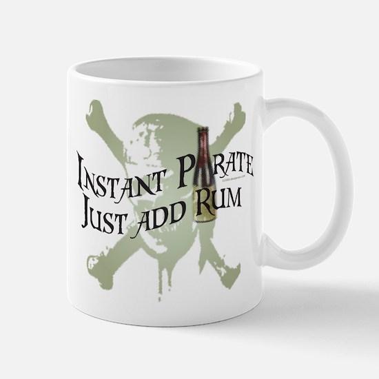 Instant Pirate-Just Add Rum Mug