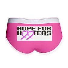 HopeForHooters.jpg Women's Boy Brief