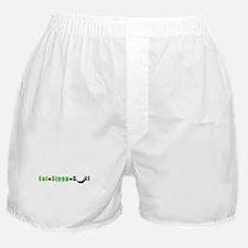 Eat*Sleep*Golf Boxer Shorts