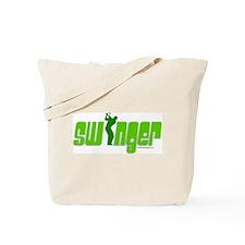 Swinger Tote Bag