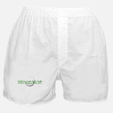 Golf Balls Boxer Shorts