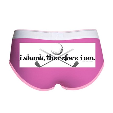 I Shank Therefore I Am Women's Boy Brief