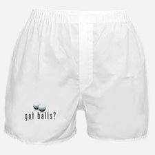 Got Golf Balls? Boxer Shorts