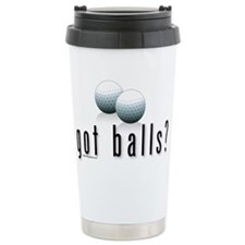 Got Golf Balls? Travel Mug