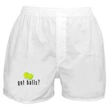 Got Tennis Balls? Boxer Shorts