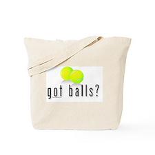 Got Tennis Balls? Tote Bag