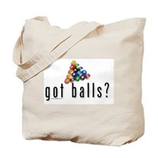 Got Pool Balls? Tote Bag