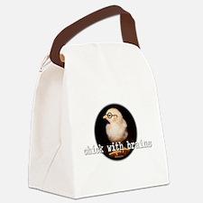 Cute Ladies Canvas Lunch Bag