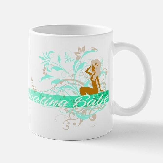 Boating Babe Mug
