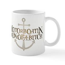 Boats ships Mug