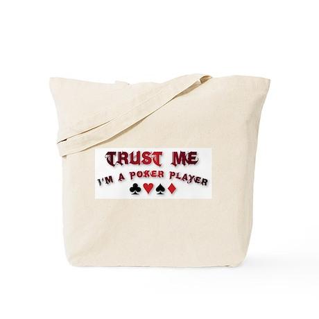 trust_me.jpg Tote Bag