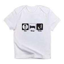 dog train.png Infant T-Shirt