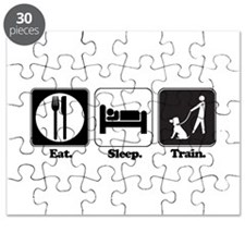 dog train.png Puzzle