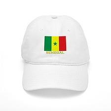 Senegal Flag Gear Baseball Cap