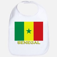 Senegal Flag Gear Bib