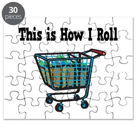 How I Roll Shopping Cart.png Puzzle