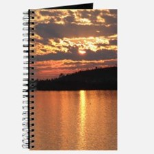 Cavity Lake Sunset Journal