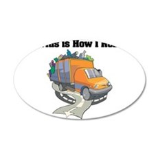 3-garbage truck.png Wall Decal