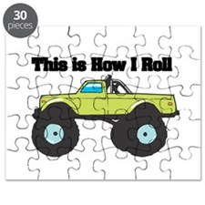 monster truck.png Puzzle