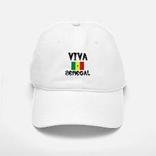 Viva Senegal Baseball Baseball Cap