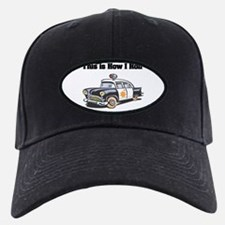 police car.png Baseball Hat