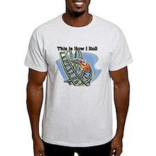 roller coaster.png T-Shirt