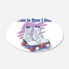 roller skates.png Wall Decal