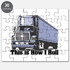 tractor trailer.png Puzzle