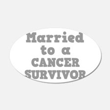 CANCER SURVIVOR.png Wall Decal