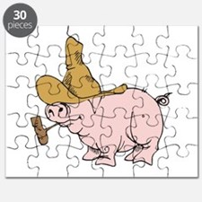 hillybilly country pig.png Puzzle