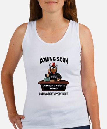 SUPREME COURT Women's Tank Top