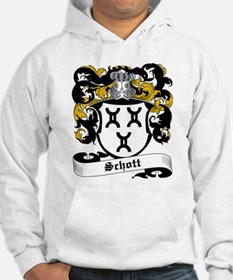 Schott Coat of Arms Jumper Hoody